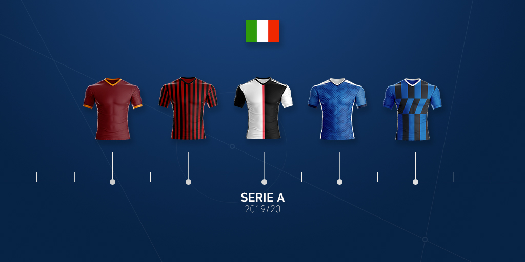 Outright Serie A betting: 2019/20 Serie A preview