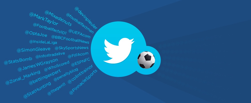 Which soccer betting Twitter accounts should you follow?