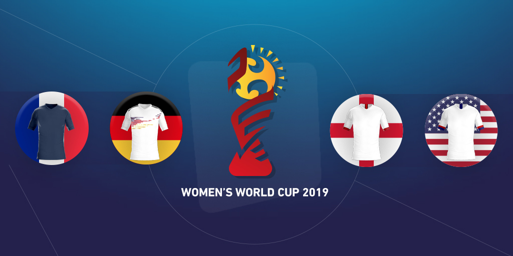 Women's World Cup predictions using FIFA rankings points