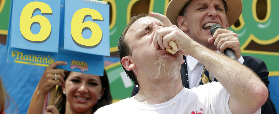 Nathan's 2017 Hot Dog Eating Contest betting