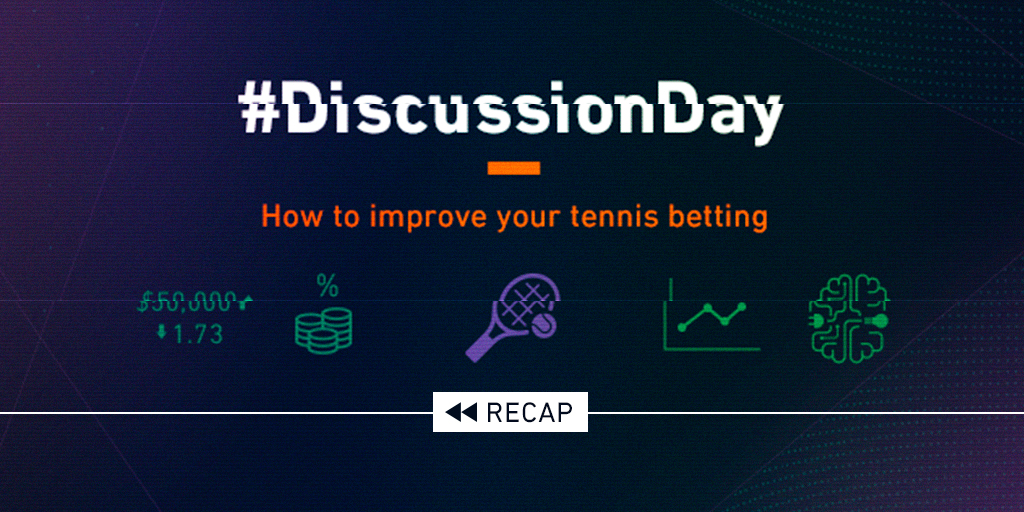 Tennis betting Discussion Day: Learn from expert bettors
