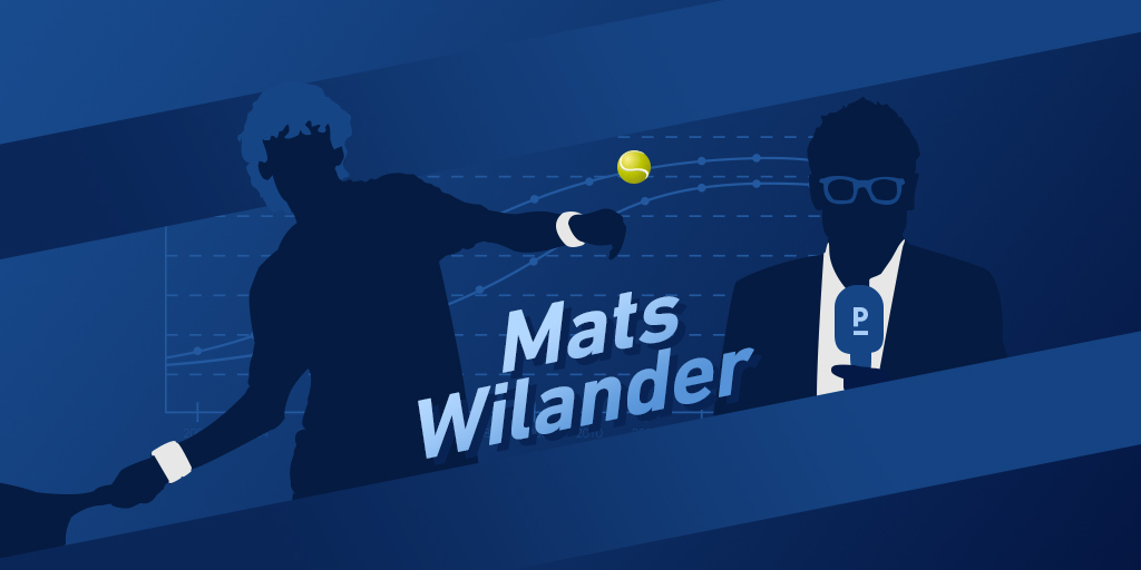 Introducing Mats Wilander: Pinnacle's new brand ambassador