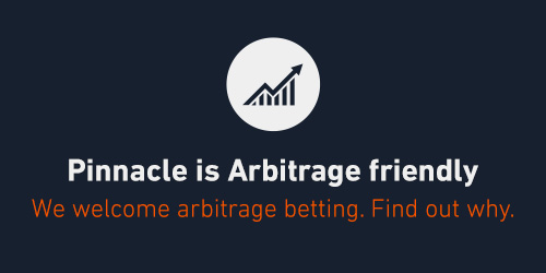 Bet with an Arbitrage friendly bookmaker