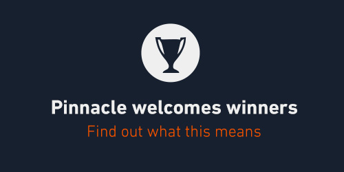 Winners are welcome at Pinnacle