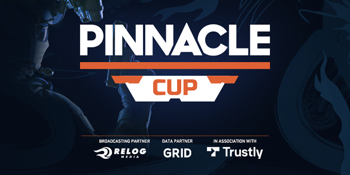 "Pinnacle launcht globales CS:GO Event – ""The Pinnacle Cup"" mit GRID und Relog Media"