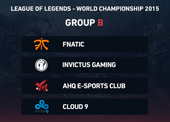 LoL 2015 World Championship - Group B betting preview