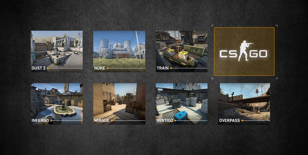 Cs Go Competitive Maps