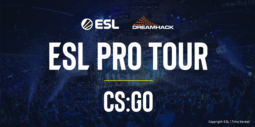 How does the ESL Pro Tour work?