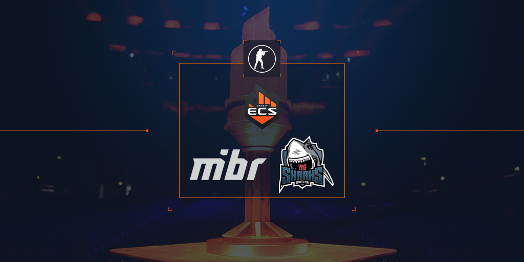 ECS Season 8 Finals - MIBR and Sharks preview