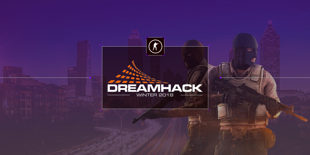 DreamHack Winter 2018 preview