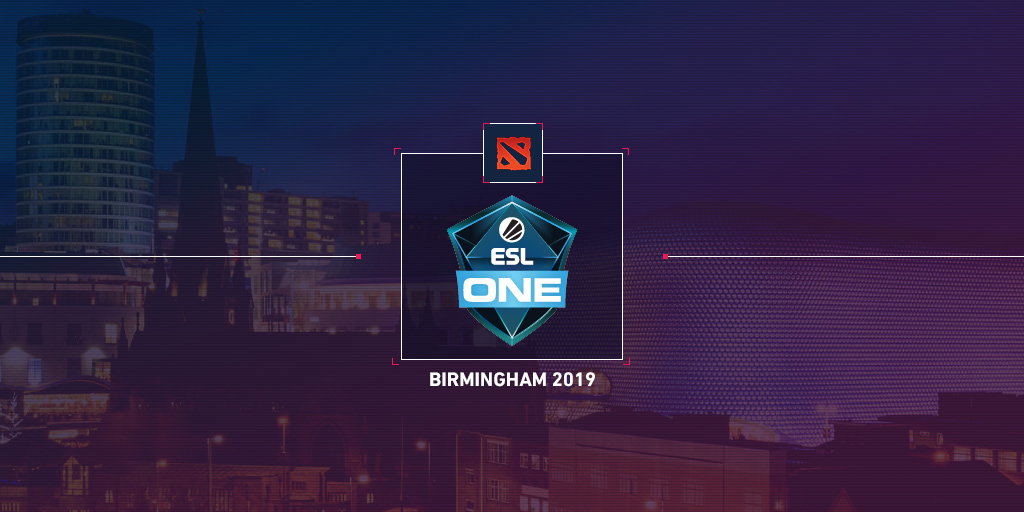 ESL One: Birmingham 2019 event preview
