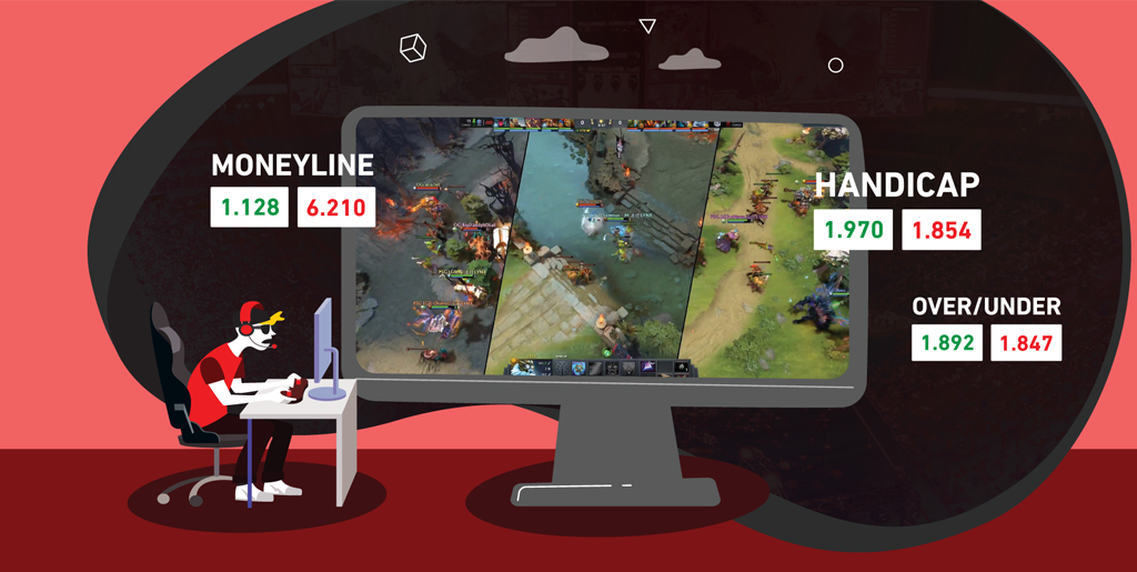 Dota 2 Betting: How to bet on Dota 2