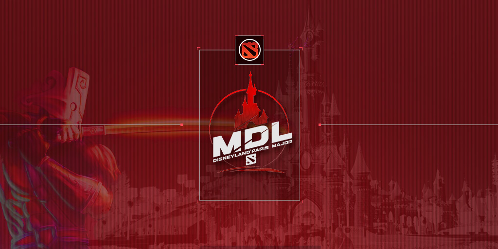MDL Disneyland Paris Major 2019 preview