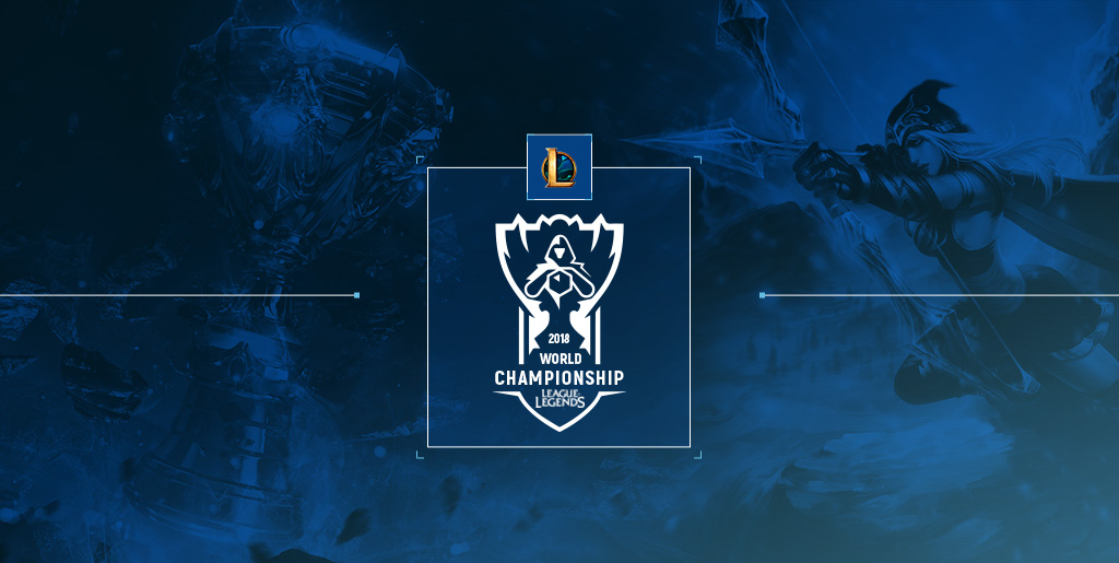 League of Legends World Championship 2018 preview