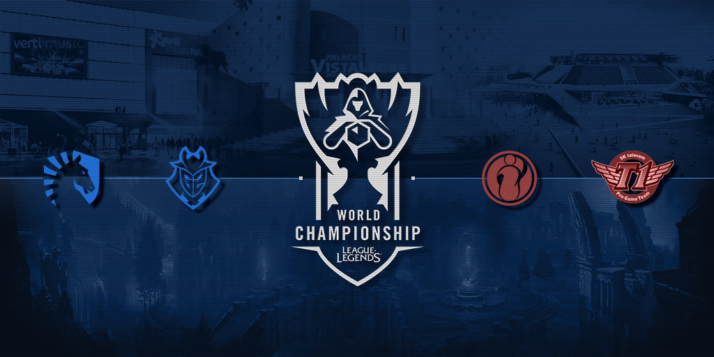 League of Legends Worlds 2019 preview