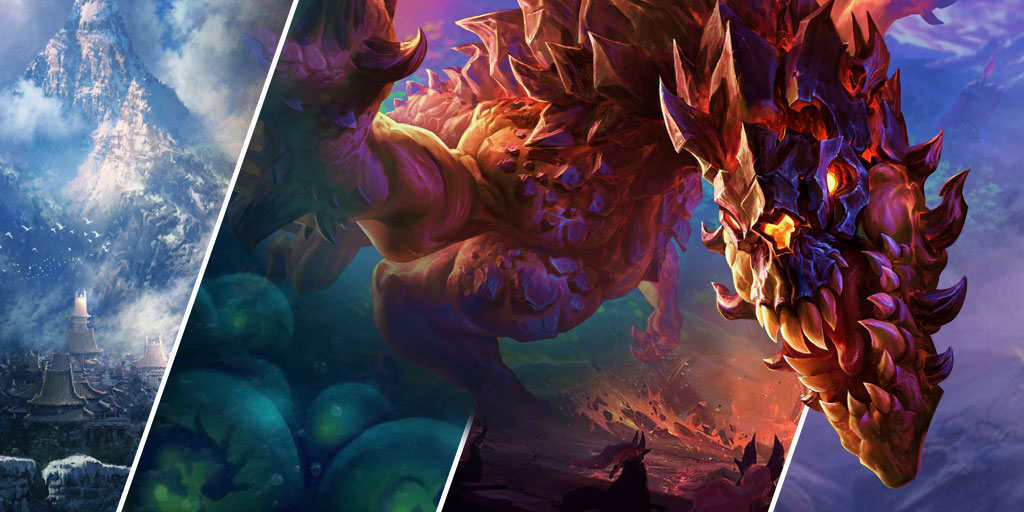 Betting on League of Legends Dragon