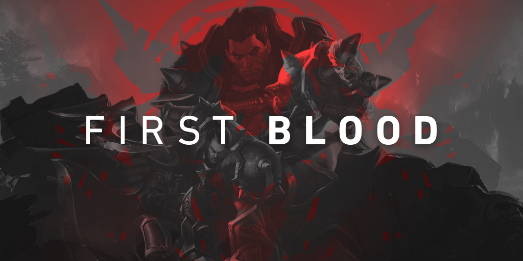 Betting on League of Legends First Blood