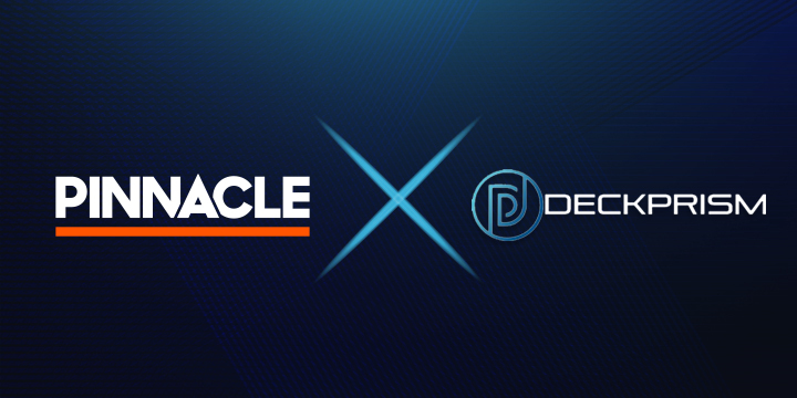 Pinnacle partners with DeckPrism Sports to further enhance in-play betting product