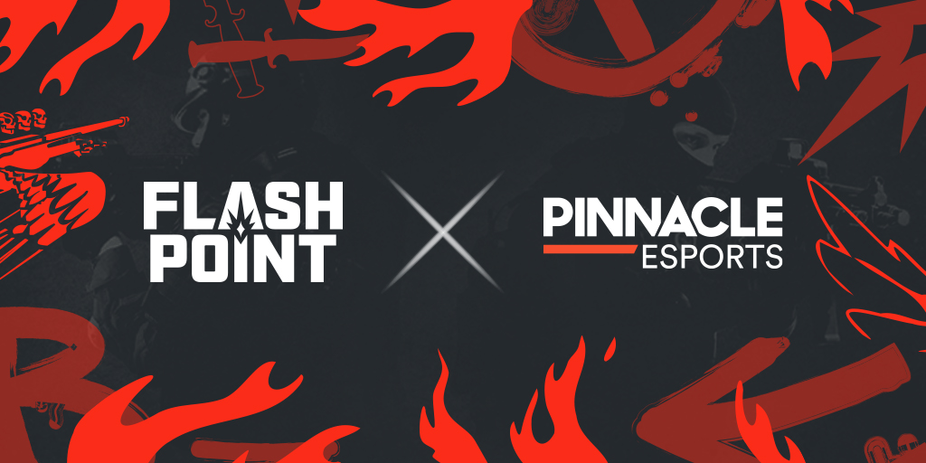 Pinnacle becomes Official Betting Partner for FLASHPOINT 2020
