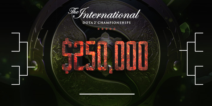 Pinnacle offers $250,000 betting limits for The International 2018