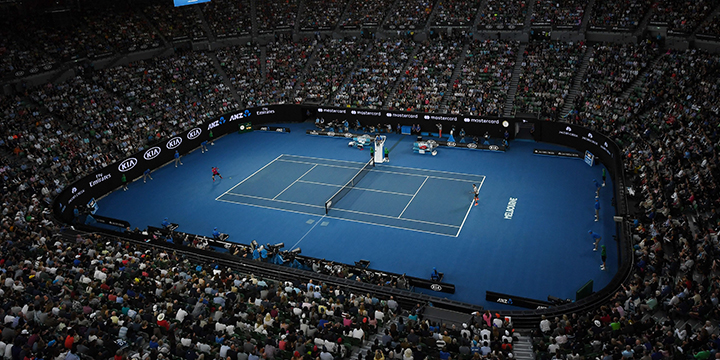 Suspension of betting at 2016 Australian Open