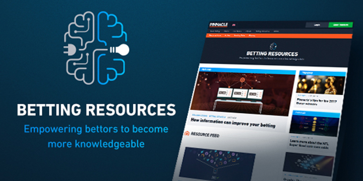 Pinnacle empowers bettors through the launch of 'Betting Resources'