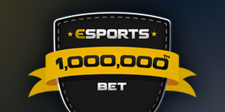 Bookmakeren Pinnacle godkjenner eSports-innsats nummer én million